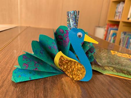 Peacock Craft
