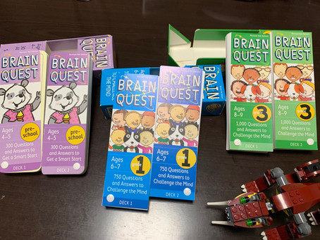 Brain Quest⚔️