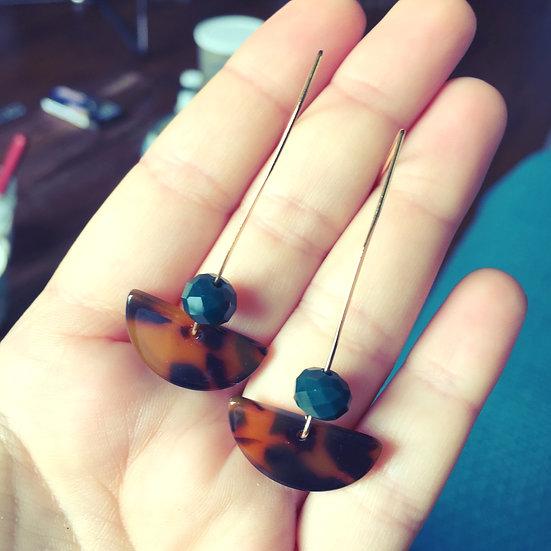 Boucles d'oreilles ZEHRA