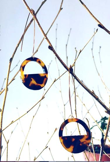 Boucles d'oreilles ZIMEA
