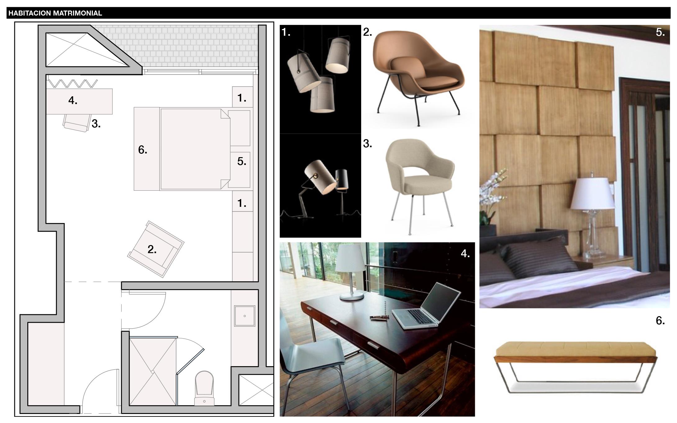 Diseño Habitacion