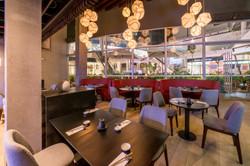 Vista desde el Sushi Bar