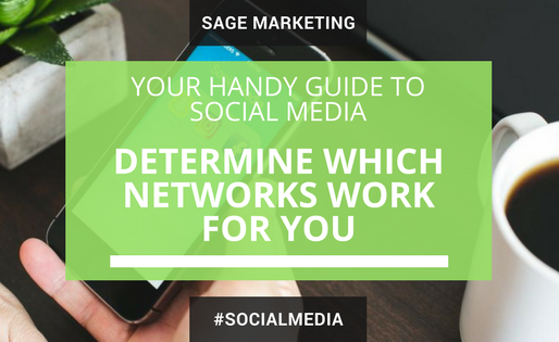 Your Handy Beginner's Guide to Social Media: Determine Which Networks Work for You