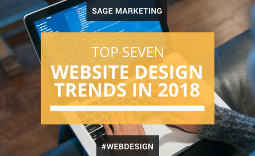 Top 7 Website Design Trends in 2018