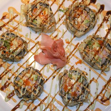 Iowa Roll Samurai Sushi and Hibachi 1.jp