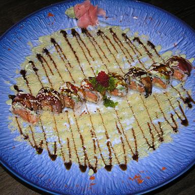 Amazing Roll Samurai Sushi and Hibachi.j
