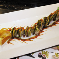 Green Dragon Roll PA232040 Green Dragon.