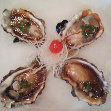 Live Oysters Samurai Sushi and Hibachi.j