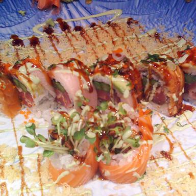 Angel Roll Samurai Sushi and Hibachi.jpg