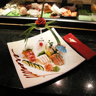 House Sashimi Samurai Sushi and Hibachi.