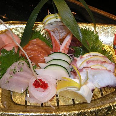 House sashimi Samurai Sushi and Hibachi
