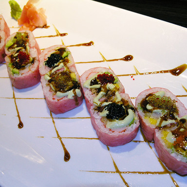 Fantastic Roll Samurai Sushi and Hibachi