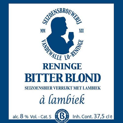 RENINGE BITTER BLOND A LAMBIEK (37,5cl)