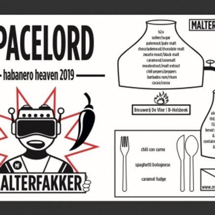 SPACELORD HABANERO HEAVEN 2019