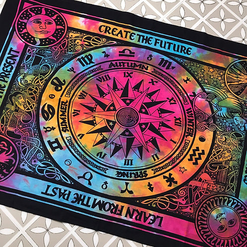 Rainbow Zodiac Wall Hanging