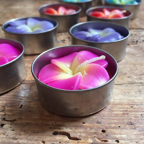 Lotus Flower Tealights