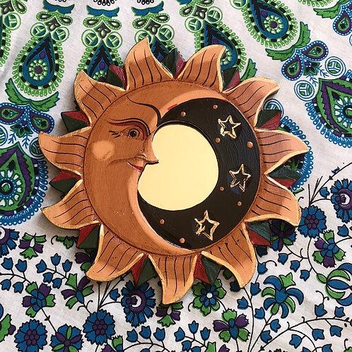 Sun & Moon Mirror