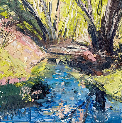 """At The Creek"""