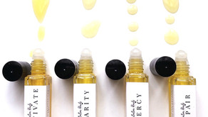 Introducing: Intention Blends, Body & Perfume Oils
