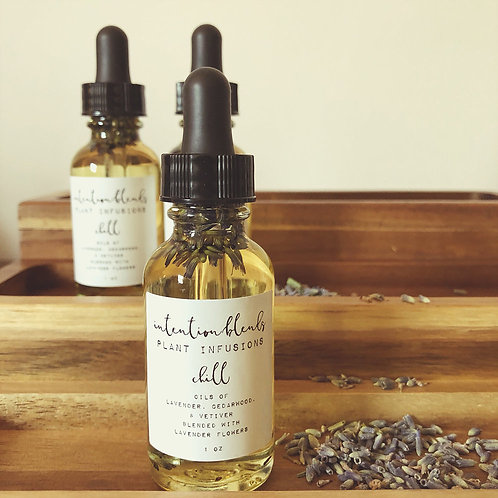 Chill | Plant Infusion Oil
