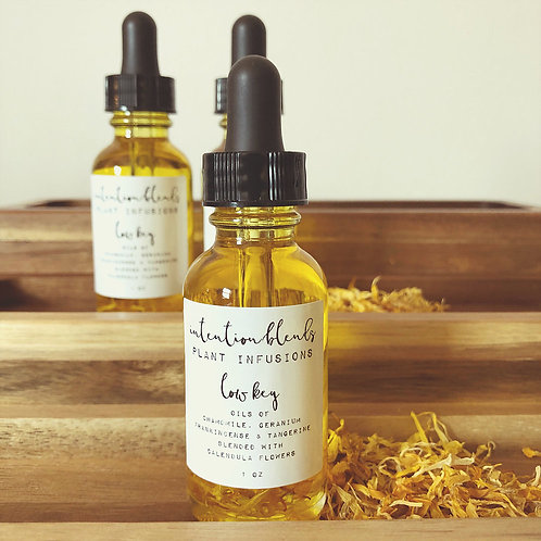 Low Key   Plant Infusion Oil