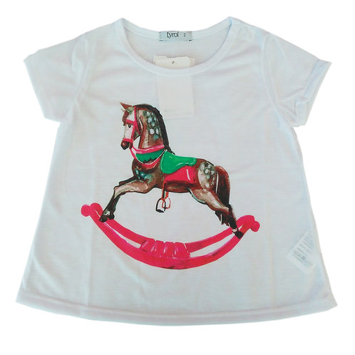 Blusa Cavalo Tyrol 4114652