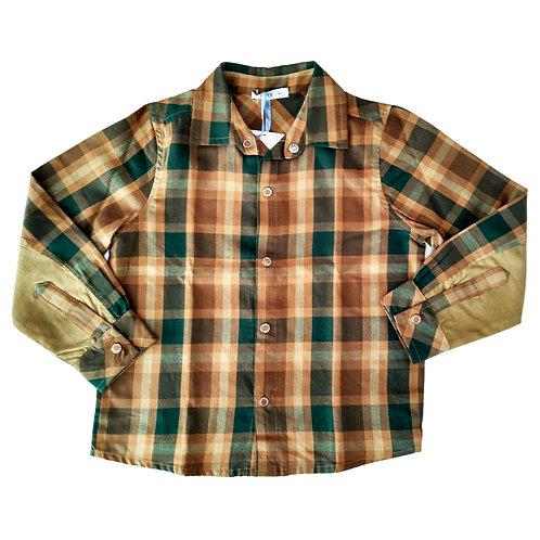 Camisa Militar Tyrol 3837097