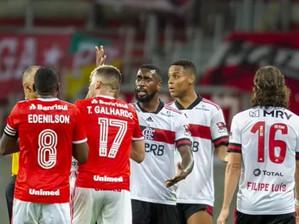 Série A: Flamengo e Internacional se enfrentam no Rio em jogo decisivo no Brasileirão