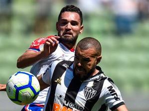 Bahia e Atlético MG duelam no Estádio Independência