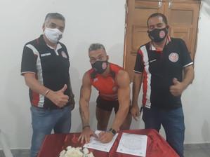 Paulo Roberto Falcão Filho é o novo reforço do Atlético de Alagoinhas
