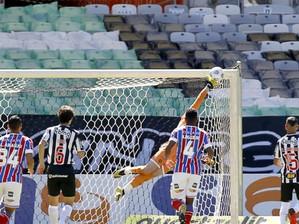 Em má fase, Bahia enfrenta o Atlético – MG pelas oitavas de final da Copa do Brasil