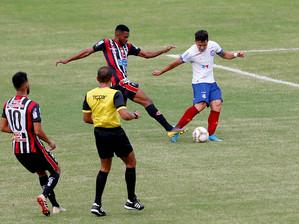 Campeonato Baiano: Após perder para o Atlético, Roger Machado elogia defesa do adversário