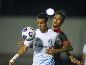 Tudo ou nada: Vitória tem missão difícil contra o Grêmio nesta terça (03)