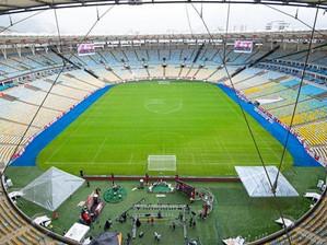 Prefeitura do Rio libera público para final entre Brasil x Argentina