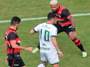 Vitória vence o Guarani e quebra jejum negativo na Série B