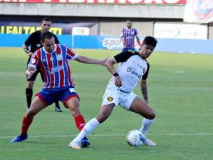 Bahia enfrenta o Sport em busca de espantar a má fase