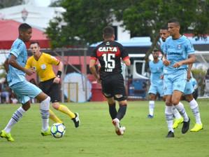 Vitória e Grêmio se enfrentam em jogo de ida das oitavas de final da Copa Brasil