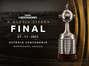 Conmebol define final da Copa Libertadores no dia 27 de novembro, em Montevidéu