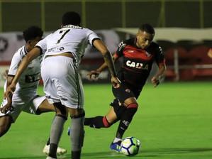 Fora de casa, Vitória busca reabilitação na Série B contra o Botafogo