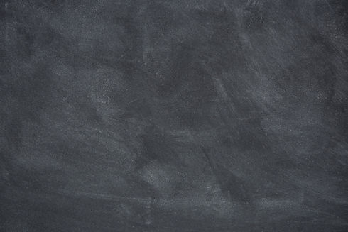 Chalk rubbed out on blackboard, chalkboa