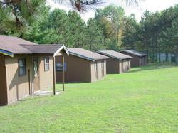 4 Boys Cabins