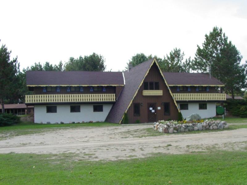 A - Frame Lodge