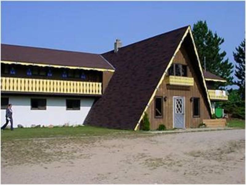 Lodge & Snack Shop