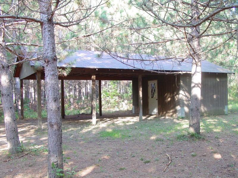 Frontier Village Pavillion