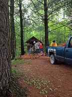 Camp Clean up