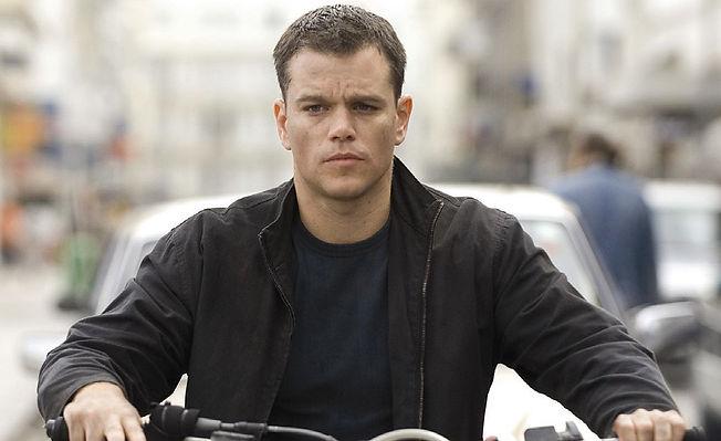 "Matt Damon in 2016's ""Jason Bourne."""