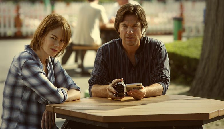 "Movie still from 2016's ""The Family Fang."""