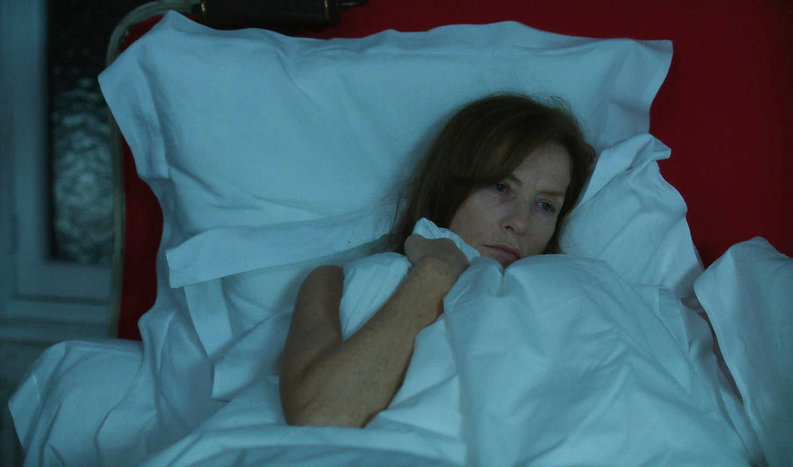 """Movie still from 2013's """"Abuse of Weakness."""""""