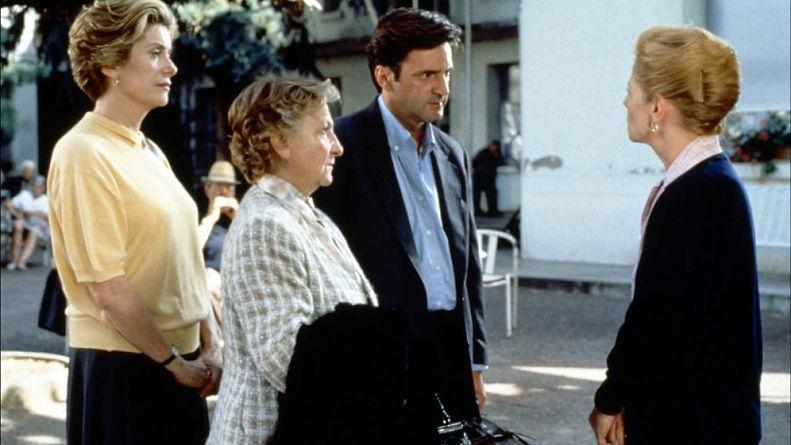 """Movie still from 1993's """"My Favorite Season."""""""