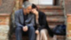 """William Shimell and Juliette Binoche in 2010's """"Certified Copy."""""""